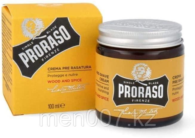 Крем до бритья Proraso Wood & Spice Pre-Shaving Cream 100 мл