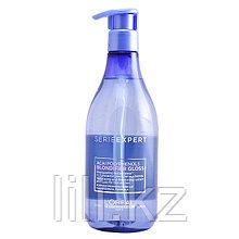Шампунь для сияния мелированных и осветлённых волос L'Oreal Professionnel Blondifier Gloss Shampoo 500 мл.