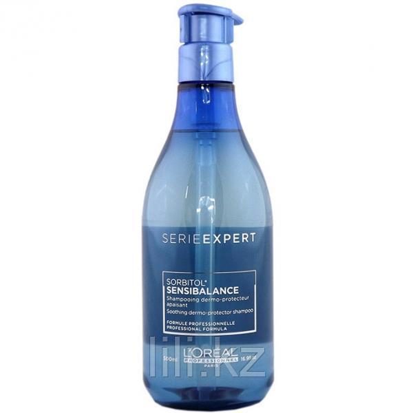 Шампунь для чувствительной кожи головы Loreal Professional Sensi Balance 500 мл.