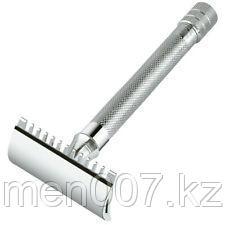 MERKUR 25C SAFETY RAZOR WITH EXTRA LONG HANDLE Т-образный(двустороння бритва)
