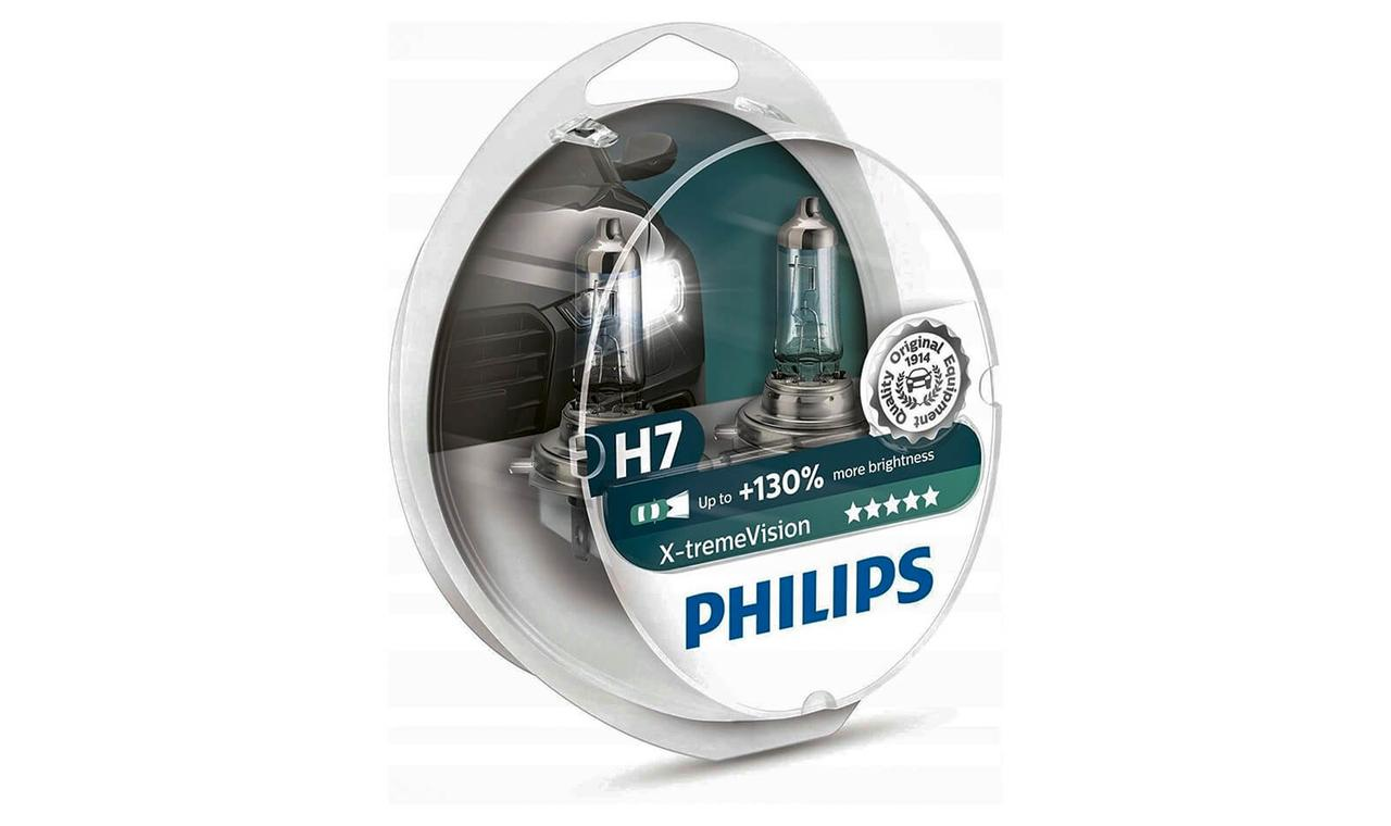 Комплект ламп Н7 PHILIPS