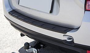 Накладка на задний бампер PT Group для Renault Duster