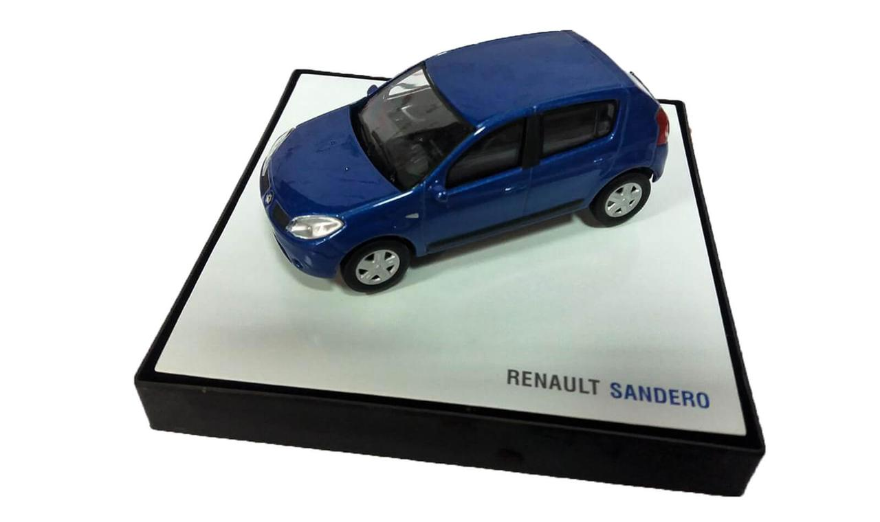 Модель Renault Sandero