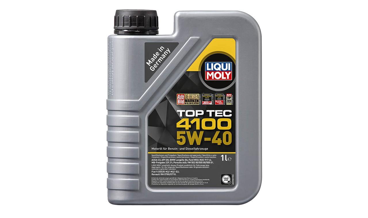Top Tec 4100 5W-40 1л.