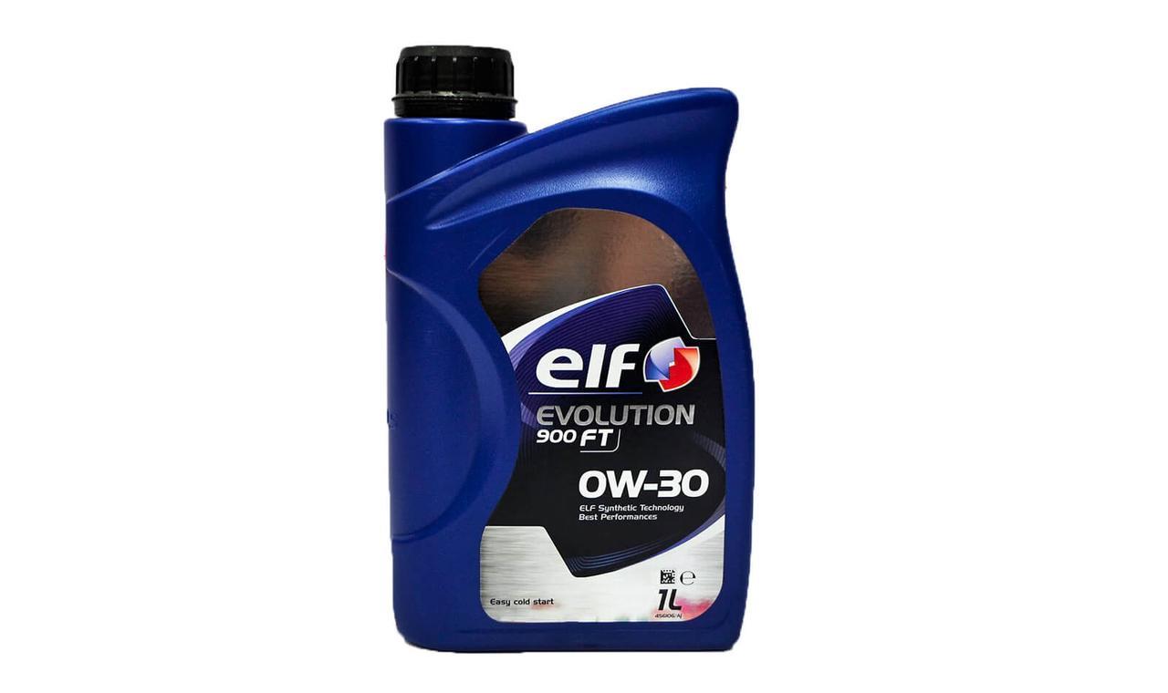 Моторное масло ELF EVOLUTION 900 FT 0W-30 1л.