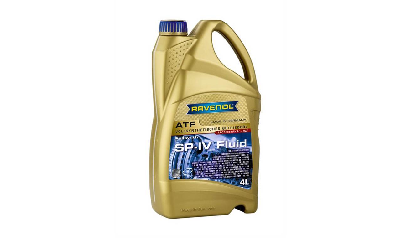 RAVENOL ATF SP-IV Fluid 4л.