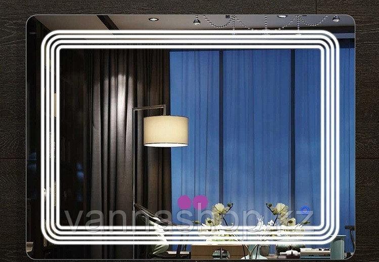 Зеркало с подсветкой настенное ЛЕД,LED