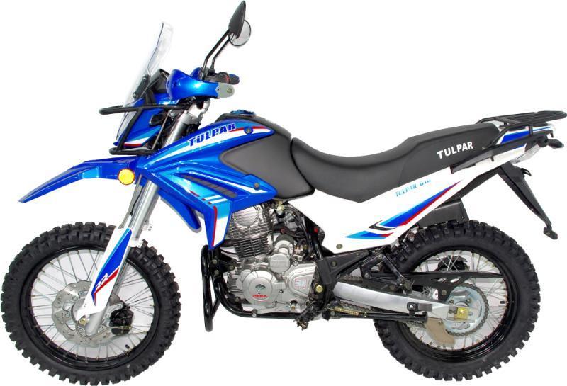 Мотоцикл Peda Enduro B10