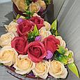 Букет из роз, 17шт., фото 2