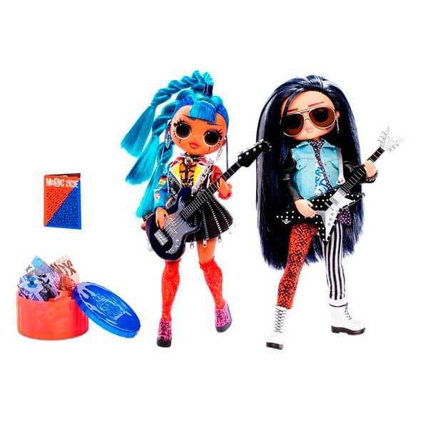 Мальчик и девочка Лол ОМГ LOL OMG Музыкальный дуэт - фото 2