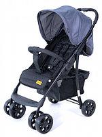 Детская коляска Tomix City One серый-черный