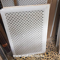 Декоративные решетки (экран) МДФ для радиатора в Наличии и на Заказ