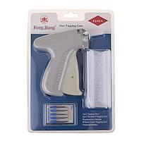 Этикет пистолет иголчатый с 6 иглами и пластиковым соединителями FJ-01A