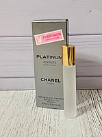 Масляный парфюм CHANEL Egoiste platinum 10 ml