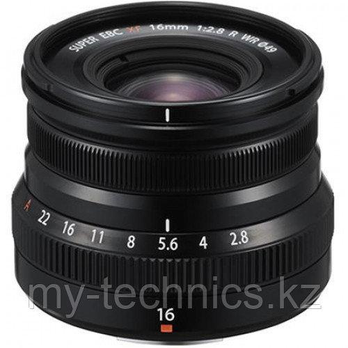 Объектив Fujifilm XF 16mm f / 2.8 R WR