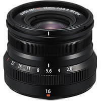 Объектив Fujifilm XF 16mm f / 2.8 R WR, фото 1