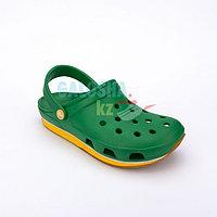 Зеленые сабо CROCS Retro Clog 42-43