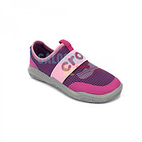 Кроссовки детские сиреневые Kids Swiftwater Easy-On Heathered Shoe 24 (С7)