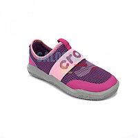 Кроссовки детские сиреневые Kids Swiftwater Easy-On Heathered Shoe 30 (С13)