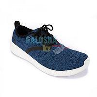 Темно-сини кроссовки CROCS Men's LiteRide Mesh Lace 39 (M7)
