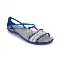 Женские синие сандалии CROCS Women s Isabella Sandal