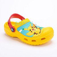 Crocs Kids' Creative Pokemon Clogs 29-30 (С12/С13)