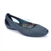 Женские темно-синие балетки CROCS Women's Sienna Flat