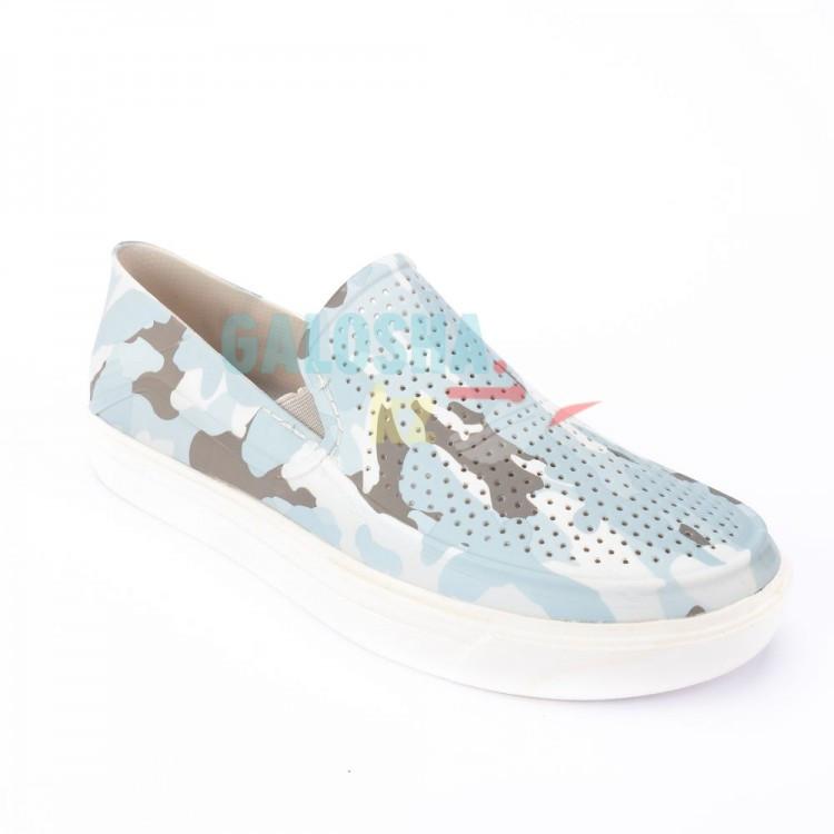 Мужская обувь CROCS Men s CitiLane Roka Graphic Slip-On 45 - фото 1