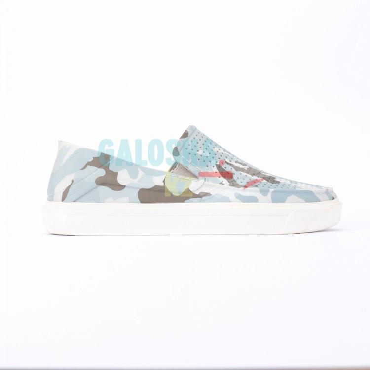 Мужская обувь CROCS Men s CitiLane Roka Graphic Slip-On 45 - фото 2