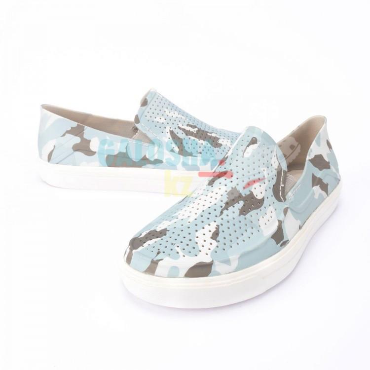 Мужская обувь CROCS Men s CitiLane Roka Graphic Slip-On 45 - фото 5