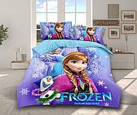 Детское постельное белье Холодное сердце