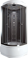 Душевая кабина ARCUS AS-105 90x90x215 см, высокий поддон, гидромассаж спины