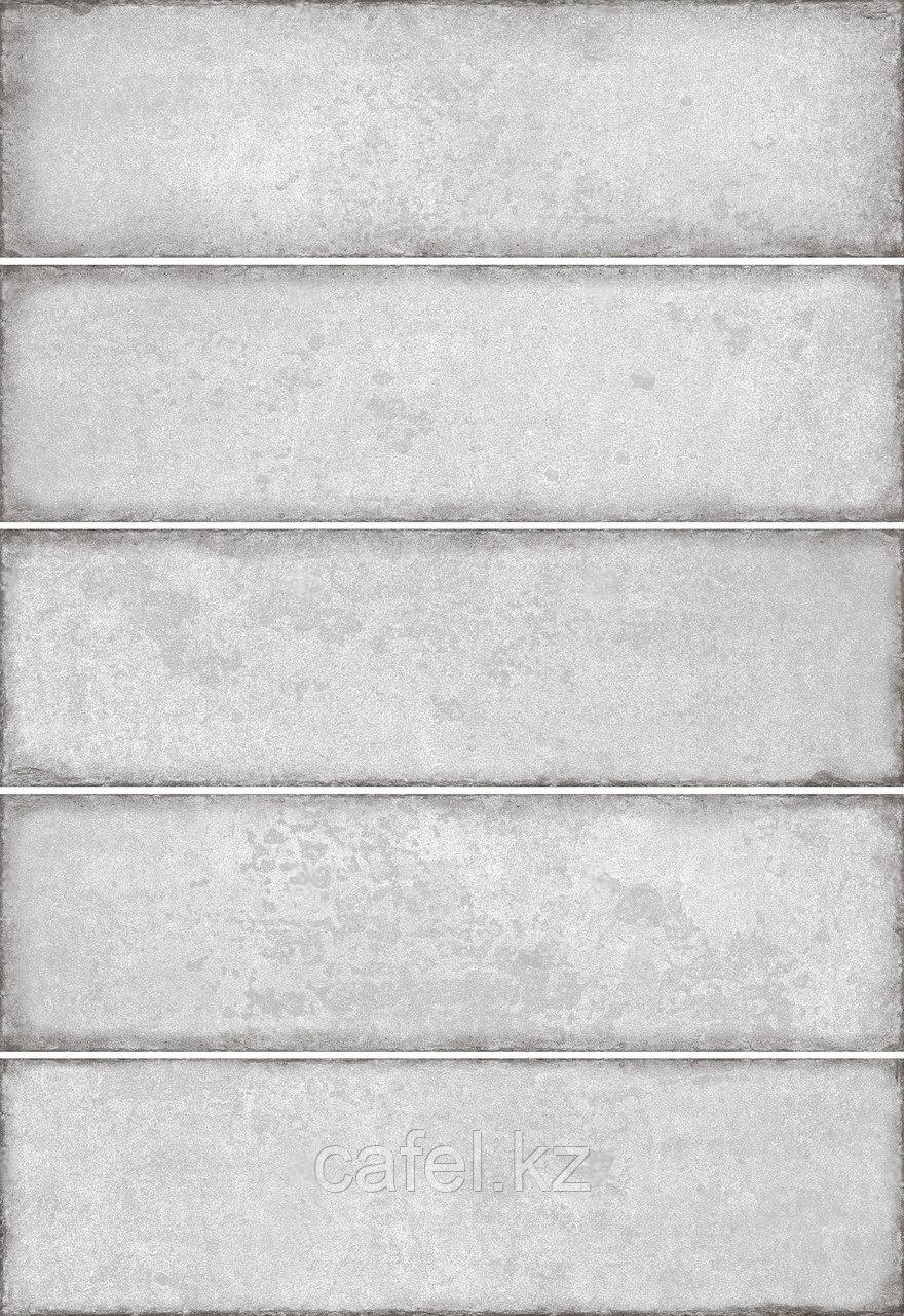Кафель | Плитка настенная 28х40 Сабвей | Subway 1 серый