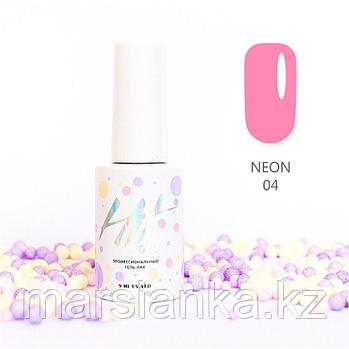 Гель-лак HIT gel Neon №04