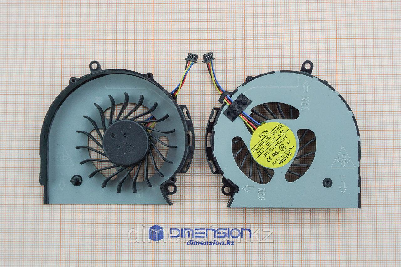 Кулер, вентилятор для HP 15-D 15-D101TX D012TX D035dx 14-D 16-D 17-D 14-D032  246G2 cq15-a101