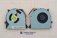Кулер, вентилятор для LENOVO Ideapad 100-14IBD 100-15IBD 110-14AST 110-15ACL