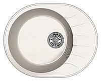 Кухонная мойка DR.Gans Smart Виола 580   Белый