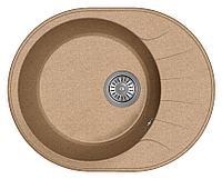 Кухонная мойка DR.Gans Smart Виола 580   Терракота