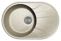 Кухонная мойка DR.Gans Smart Виола 740   Серый
