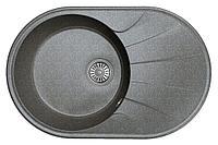 Кухонная мойка DR.Gans Smart Виола 740   Черный