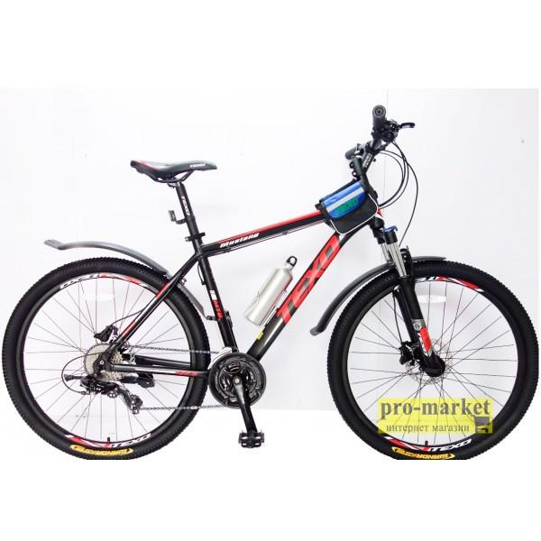 Велосипед на гидравлике Texo - Mustang 27.5 (2021)