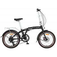 """Складной велосипед Novatrack TG-20 Disc 20"""""""