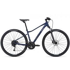 Велосипед гибридный женский Liv Rove 2 DD Disc (2021)