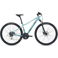 Женский гибридный велосипед Liv Rove 3 DD Disc (2021)
