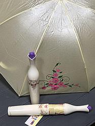 """Зонт """"Роза в вазе."""""""