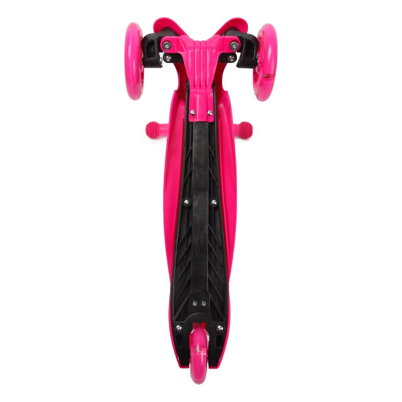 Самокат Kreiss Barbie 3 х колесный