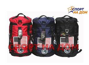 Большой стильный рюкзак-сумка Supreme на 40 литров
