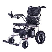 Инвалидная коляска, Gentle 120T-1, с электроприводом 24v 500w (2*250w).аккум. Li-ion 24v 10A/H.Вес 23 кг