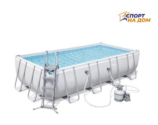 Каркасный сборный бассейн Bestwey 56466 (габариты:549*274*122 см, на 14812 л)