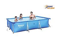 Каркасный бассейн BestWay 56404 (300*201*66 см, на 3183 л)